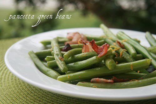 Pancetta Green Beans - French Fridays with Dorie | by Food Librarian