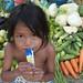 Andong Village, Phnom Penh - I love veggies. (Fujifilm FinePix X100 's colours)