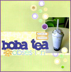 Boba Tea Obsession