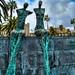 La Parella Statues