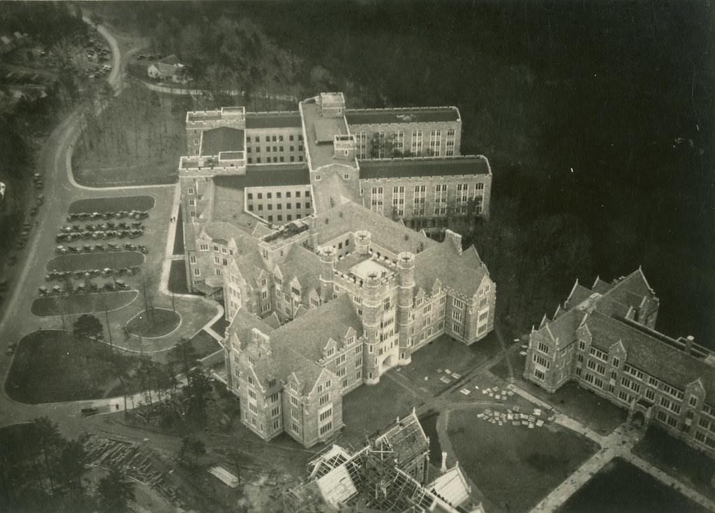 Davison And Duke University Hospital  1930