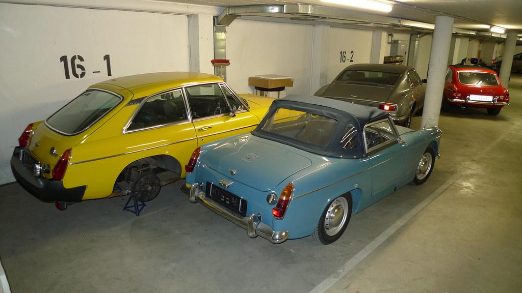 1962 Mg Midget 1970 Mgc Gt 1981 Mgb Gt 1970 Aston Ma
