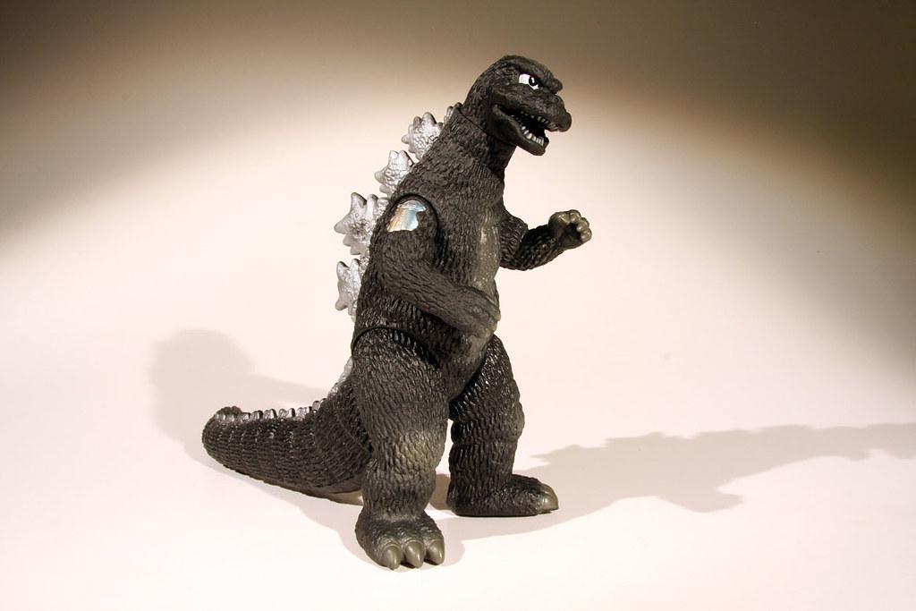 Fake Godzilla, 1974 (Memorial Box) | In the 1975 film ...