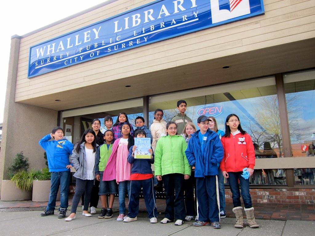 Surrey Library Book Room