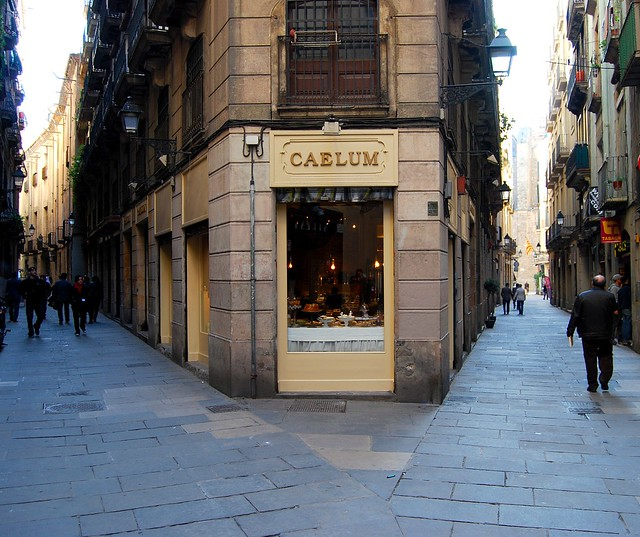 Internet Cafe Barcelona Barri Gotic