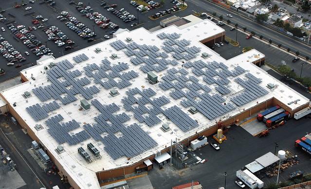 Walmart Solar In Ponce Puerto Rico Flickr Photo Sharing