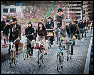 2011 Portland Vice Tweed | by BikeRanger