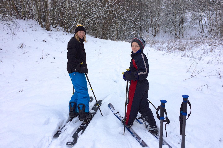 Startujeme v údolí Jíleckého potoka u Malčice