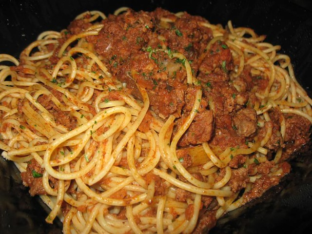 The Cheesecake Factory - Pasta bolognese 2 | Flickr ...