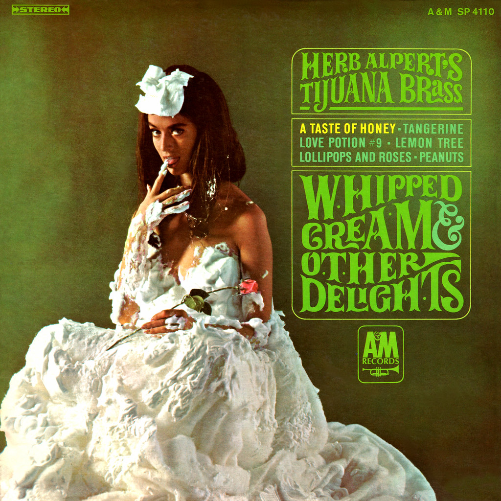 Herb Alpert And The Tijuana Brass Whipped Cream Amp Other
