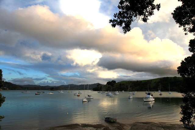 Whangaroa New Zealand  City new picture : Totara North Whangaroa Harbour Northland New Zealand | Flickr Photo ...