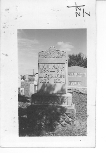 David Plank Grave Flickr Photo Sharing