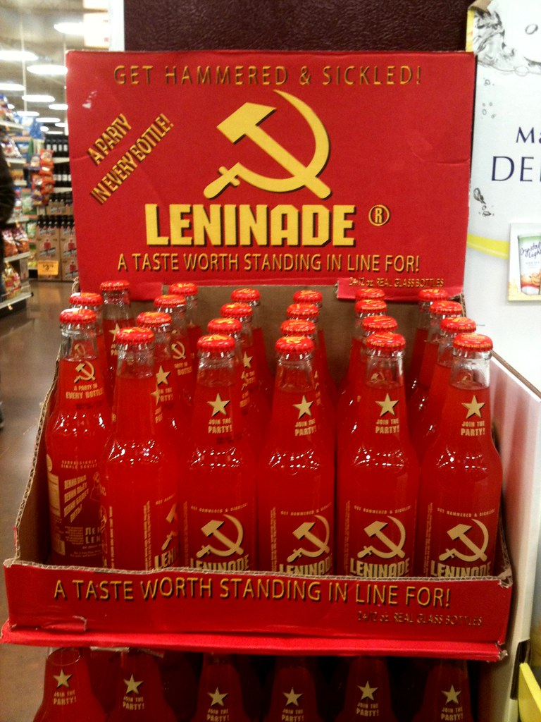 Leninade As Seen In My Local Grocery Store I Would Have B Flickr