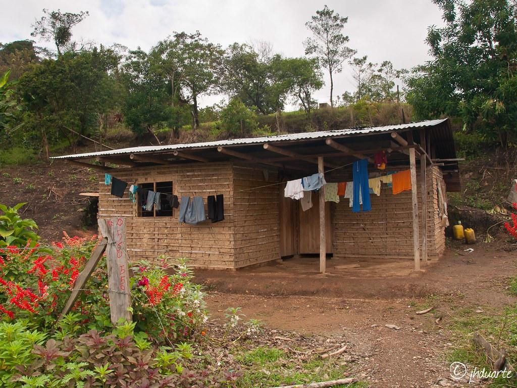 La casa en bahareque la t cnica mediante la cual se const flickr - Casas rurales de diseno ...