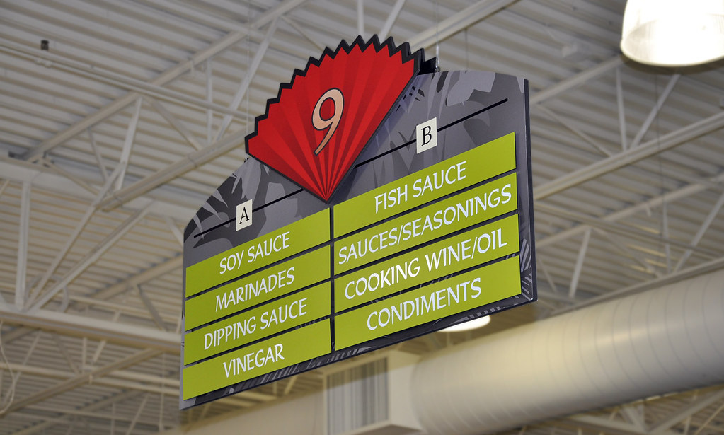 Grocery Store Sign Grocery Aisle Signs