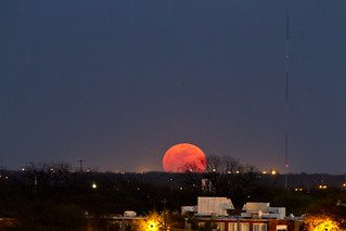 Supermoon - Moonrise - March 19th, 2011 | by mycatfredisfat