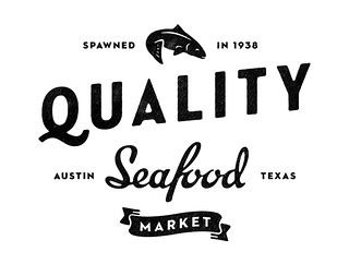 Quality Seafood logo | by super_furry