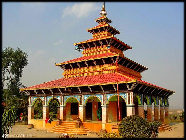 Nepal - Kankali Mandir   A Stunning Hindu Temple near to ...