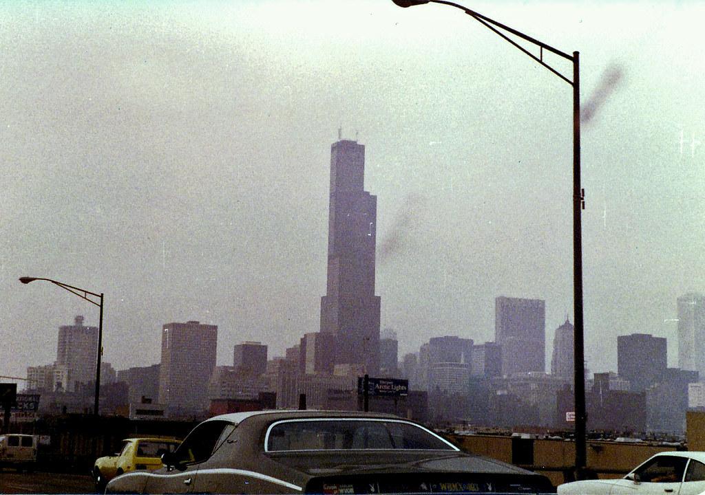 Arctic Lights Cigarettes Wbmx Chicago 1970s Skyline Crush
