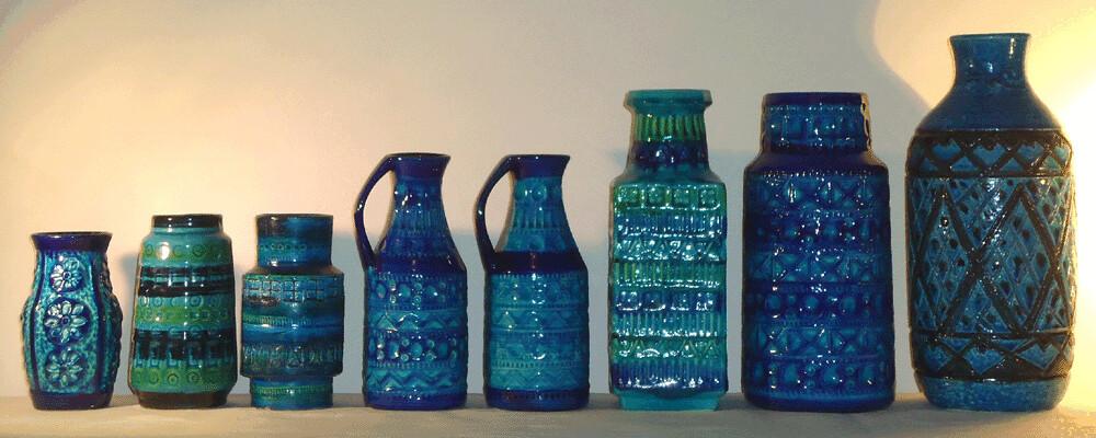 Bay Keramik Bodo Mans Amp Bitossi Aldo Londi Floh Jo Various Flickr