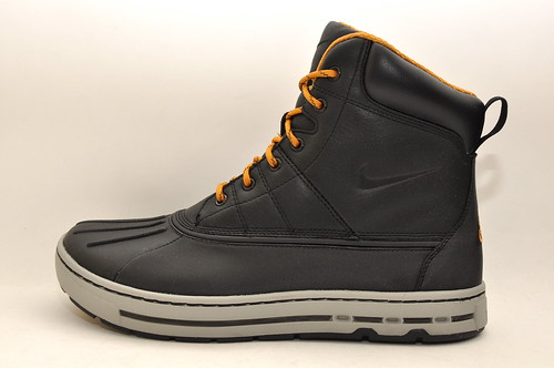 Nike Woodside - Black/Orange | by RPS Life