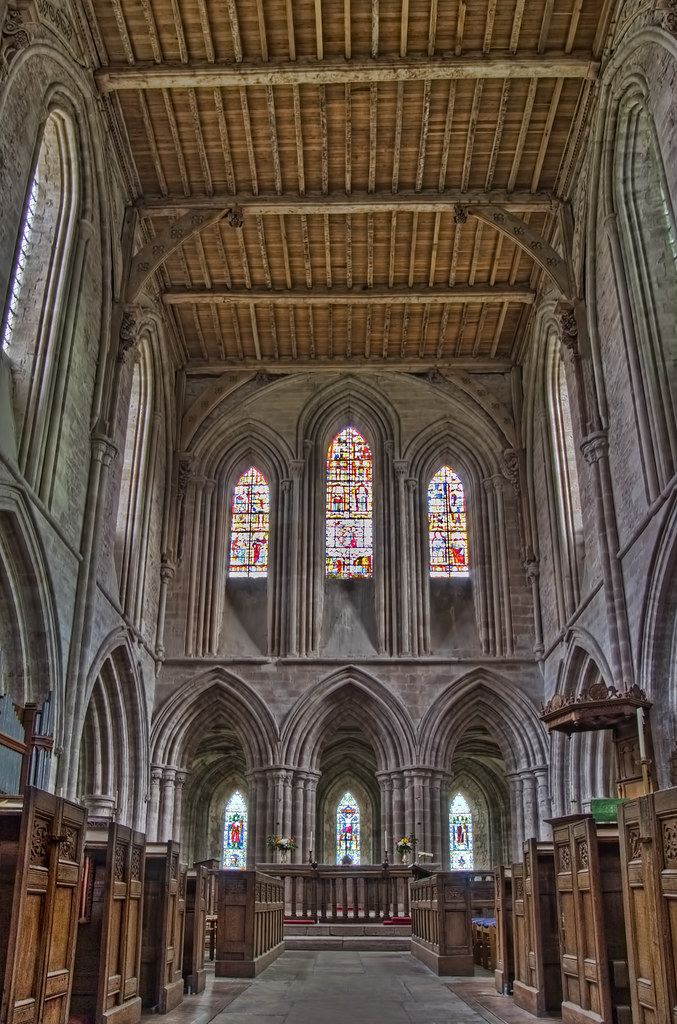 Dore Abbey | 3 frames, -2,0,+2 tonemapped with details enhan… | Flickr