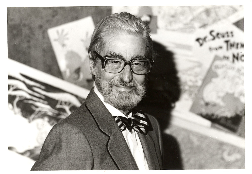 a biography of theodor seuss geisel an american author Dr seuss : young author and artist on march 2, 1904, theodor seuss geisel authors, american -- 20th century -- biography.