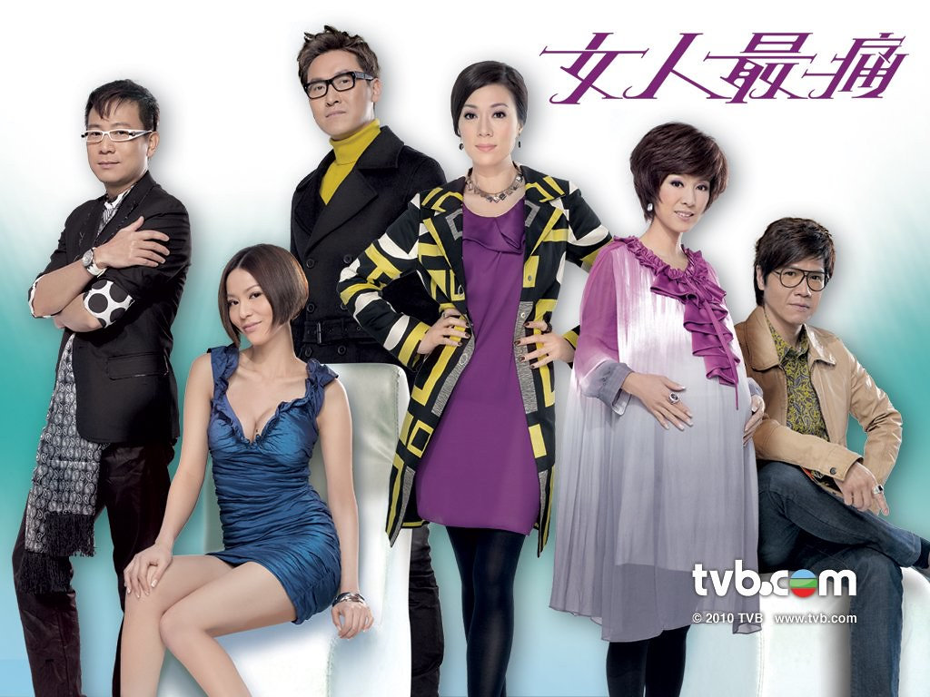 TVB Beauty Knows No Pain (HK Drama 20Episode 4Dvds)from HK ...