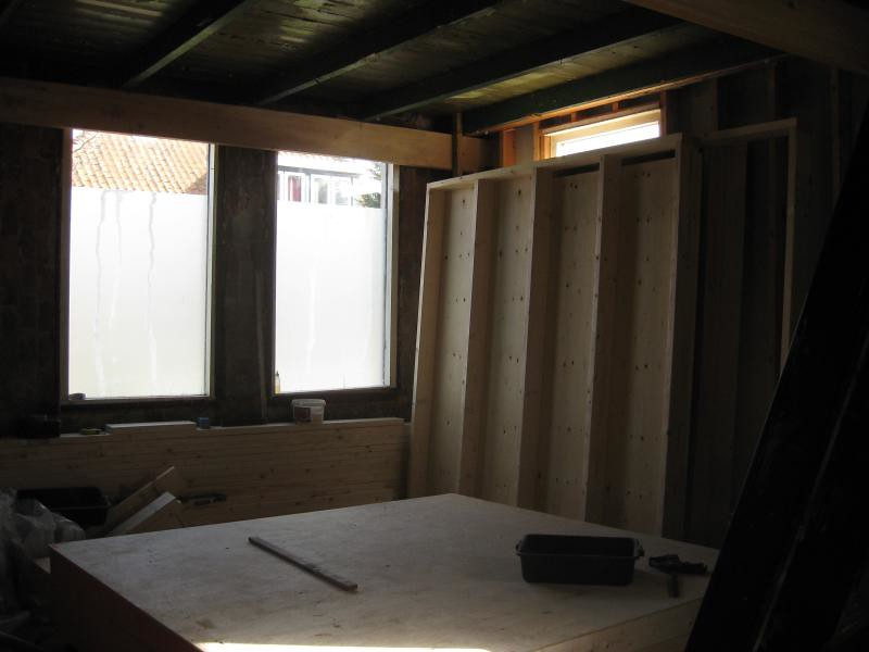 110306 ready made walls heleen van vliet flickr - Readymade wall partitions ...