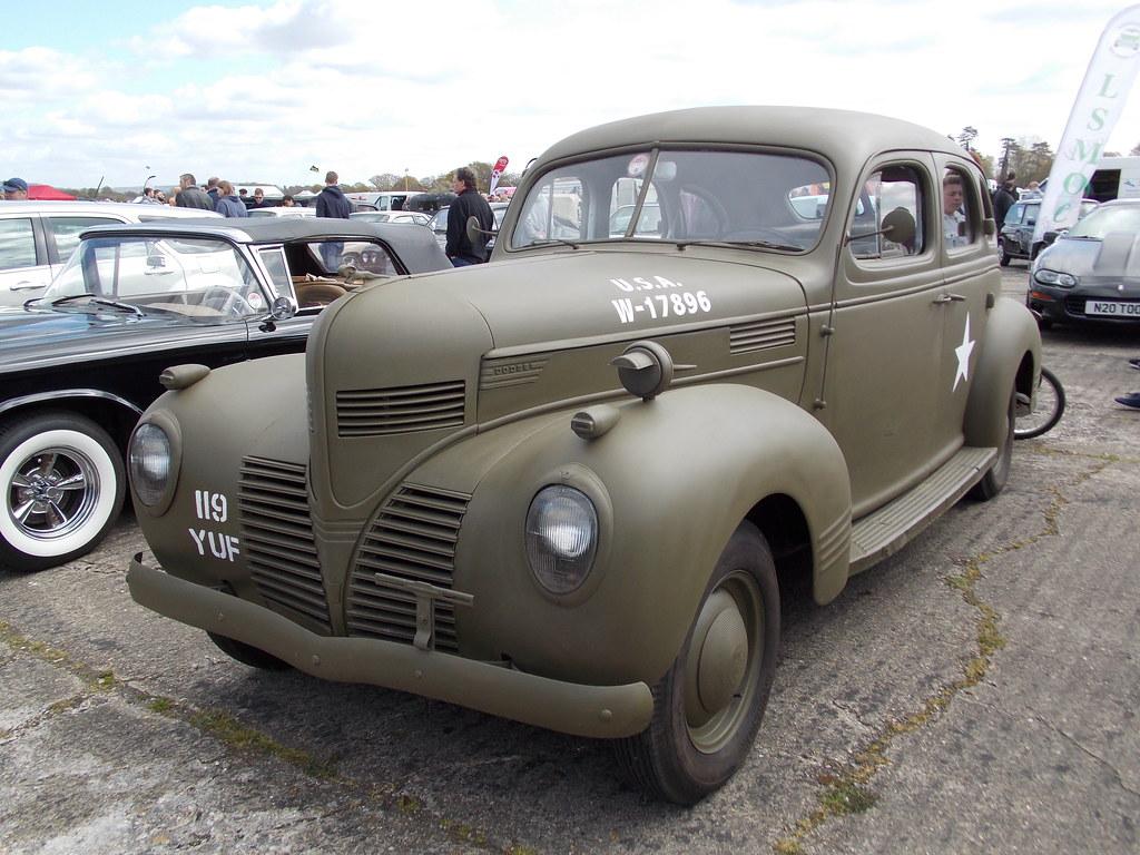 Army Staff Car For Sale