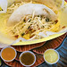 Breakfast tacos at Taco Deli, Austin Texas