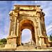 The Arch of Septimius Severus !