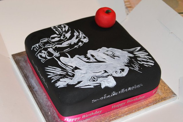 Death Note Cake | Flickr - Photo Sharing!