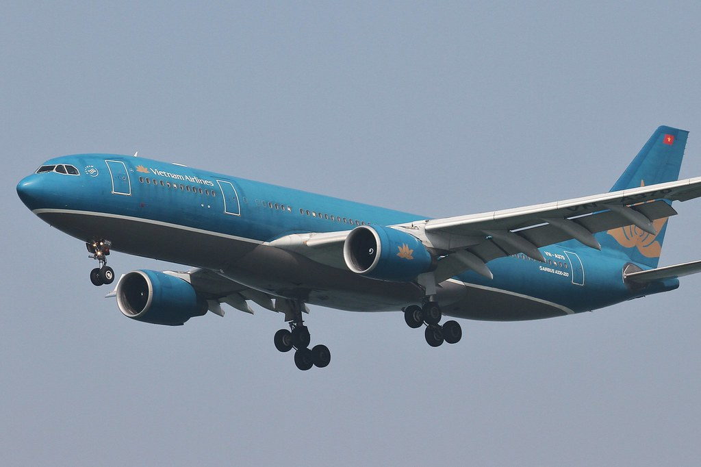 Vietnam Airlines Airbus A330 223 VN A370 Toby Lam Flickr