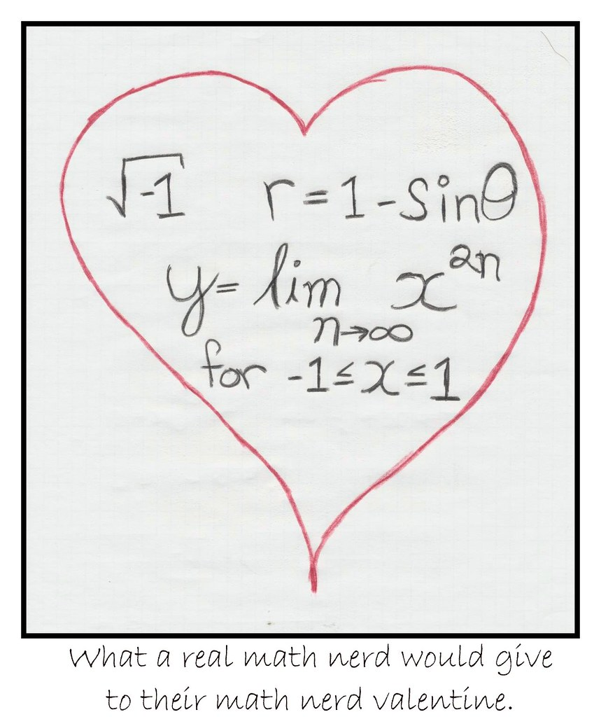 Math Nerd Valentine If You Are Going To Do Something