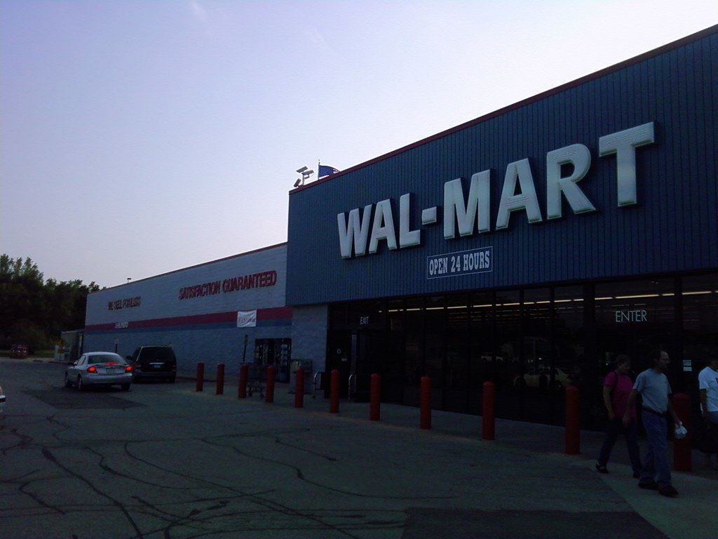 an analysis of the wal marts discount store news Analysis: online and stores are both driving walmart's success by neil  get all  the latest industry news in your inbox  this is one of the reasons it has struck  deals with partners like lord & taylor in fashion and is building.