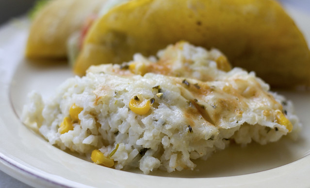 mexican sour cream rice | Flickr - Photo Sharing!