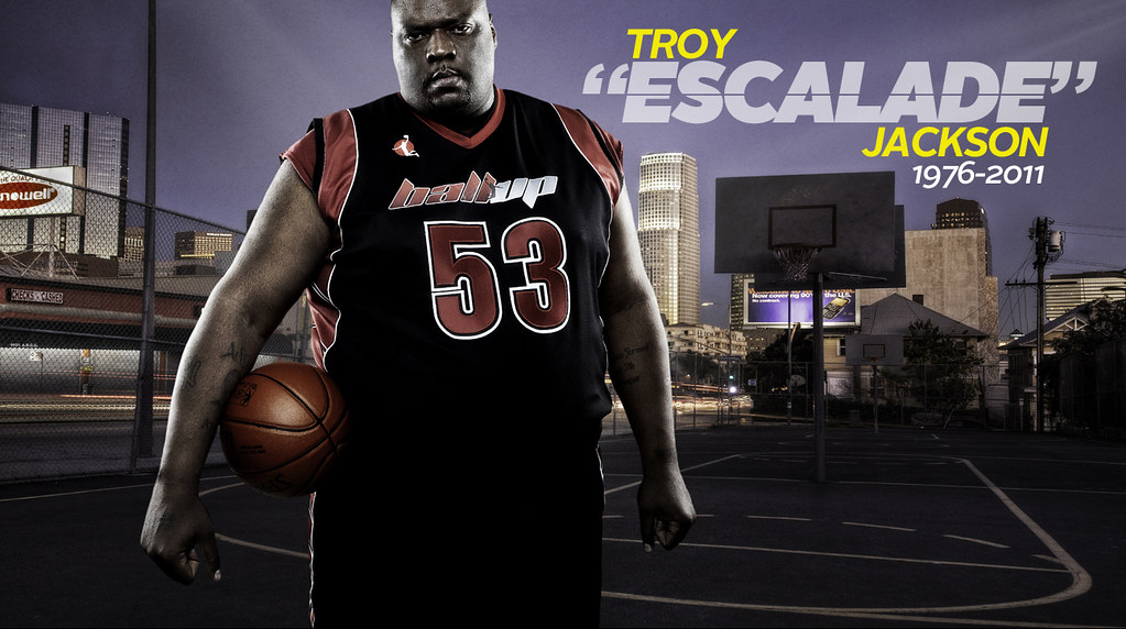 Troy Escalade Jackson 1976-2011 | Ball Up Streetball. In ...