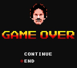 Game Over Gaddafi | by People's Open Graphics