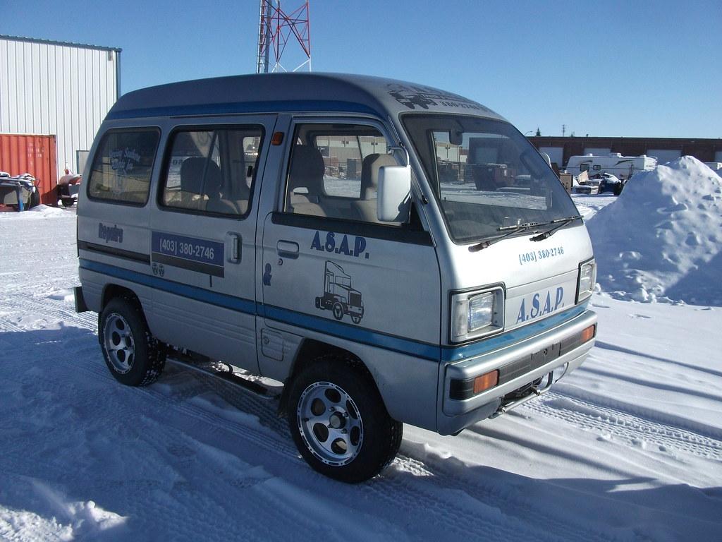 Honda Acty Van Dave 7 Flickr
