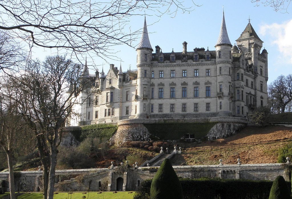Dunrobin Castle Dunrobin Castle Is The Most Northerly Of