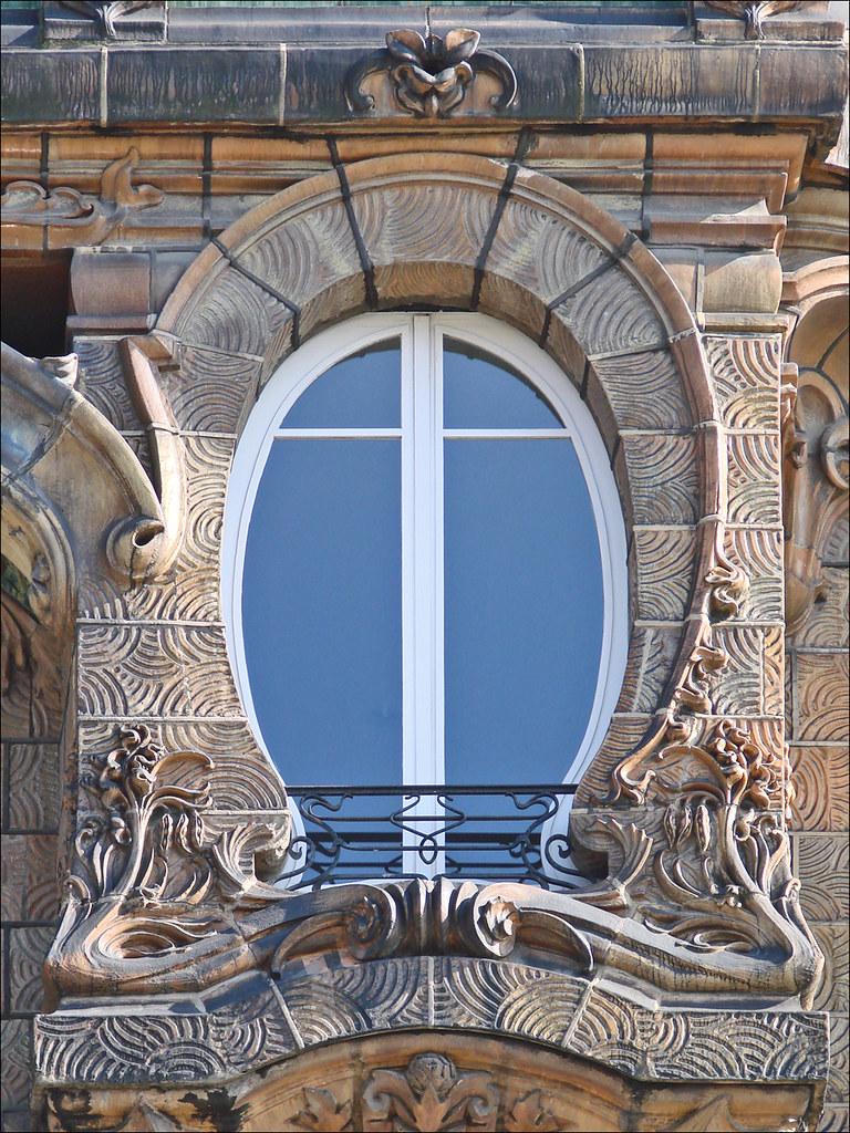 Immeuble art nouveau de jules lavirotte paris une - Art nouveau architecture de barcelone revisitee ...