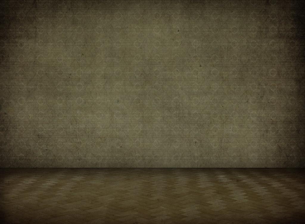 Small Square Empty Room
