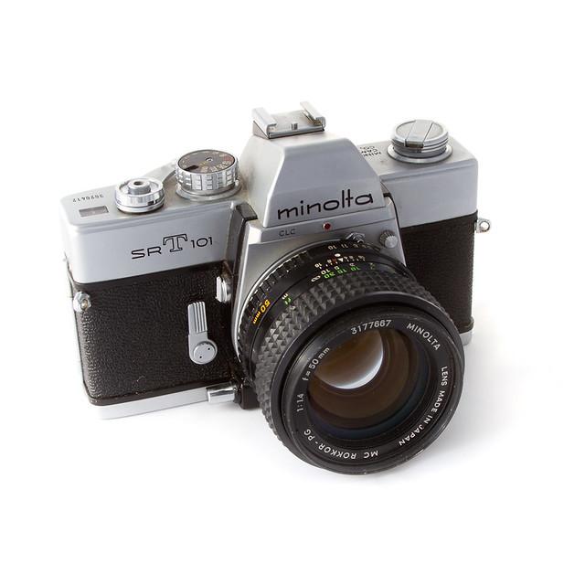 Minolta SR-T 101