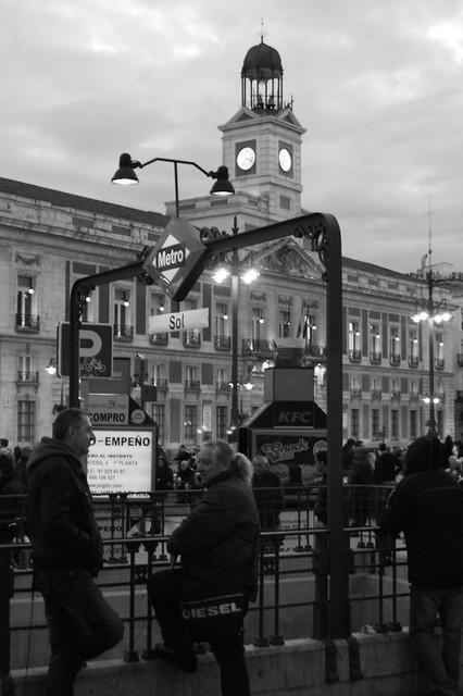 Puerta del sol 4 flickr photo sharing for Puerta del sol 4
