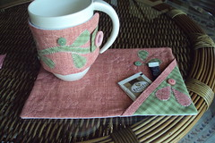 Mug Rug by Maria Helena Strapazzon Furlan