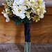 Beautiful handmade silk bouquet