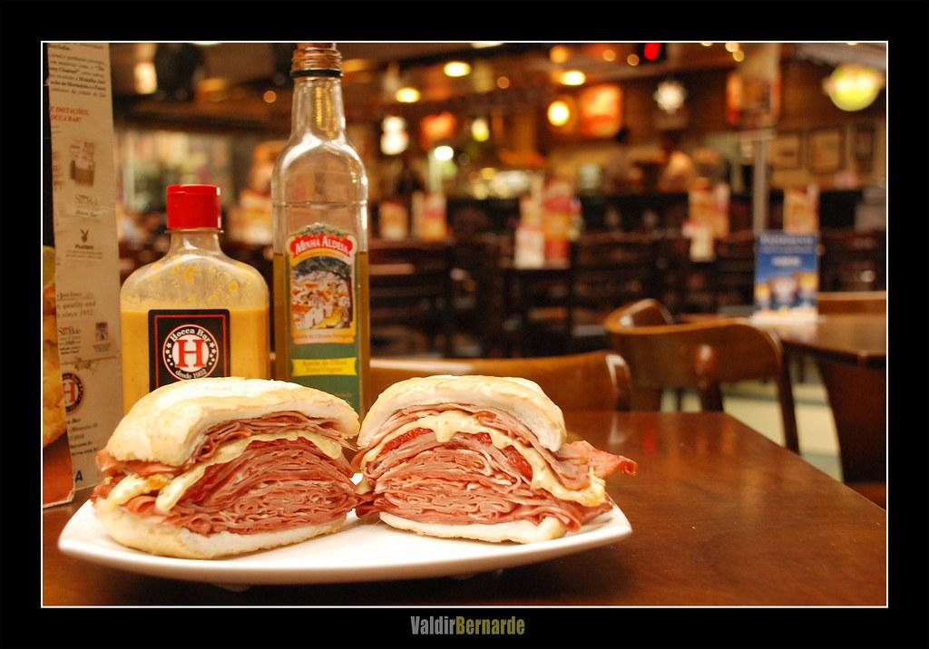 Mortadella Sandwich Mortadella Sandwich of