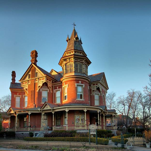 Empress of little rock the hornibrook house 1888 flickr for Cost to build a house in little rock