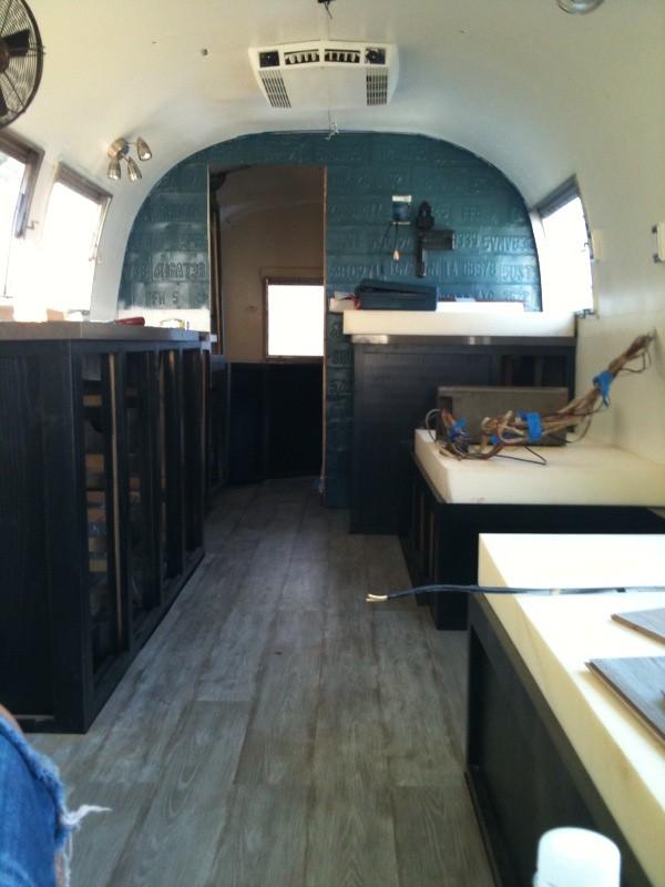 Custom Airstream Renovation Avante Interiors Flickr
